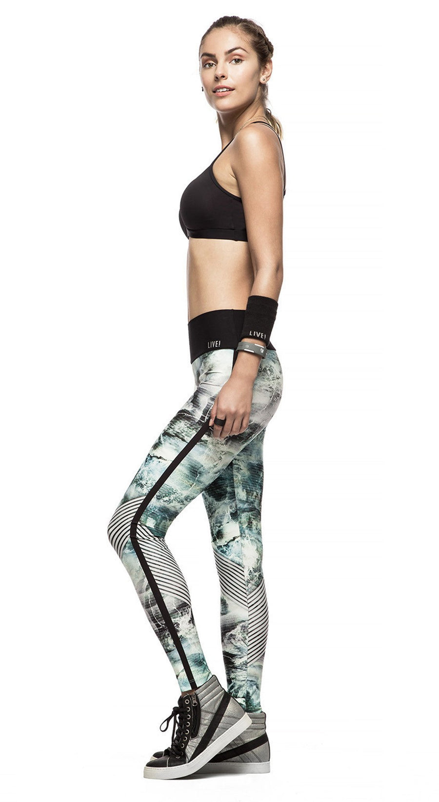 Sports Legging - Heaven Full-Lenght Tight
