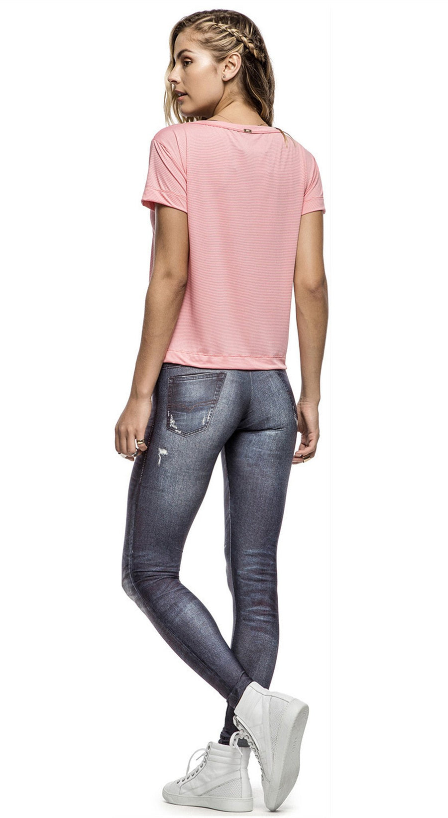 Brazilian Jeans Legging - Your Way Denim-Tight