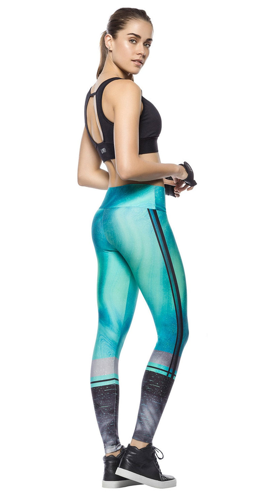 Yoga Pants - Surf Waikiki Tight