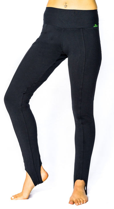 Workout Legging - Su Pilates Black