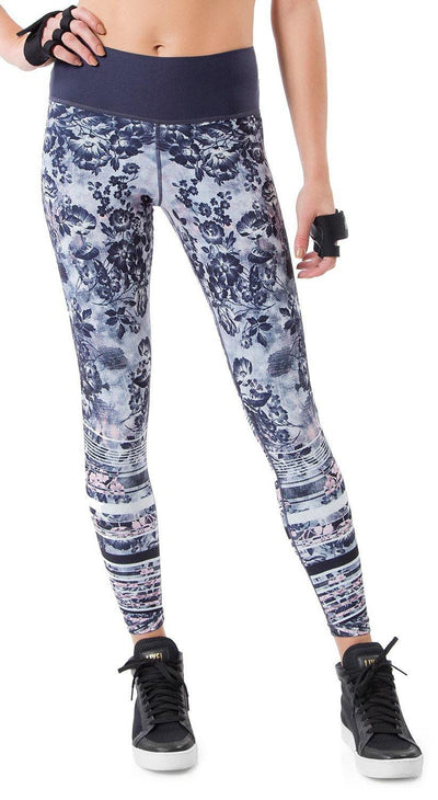Fake Jeans Legging - Flux Reversible Denim