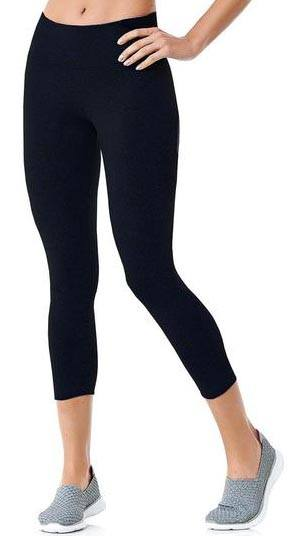Capri - Basic NZ Compression Black