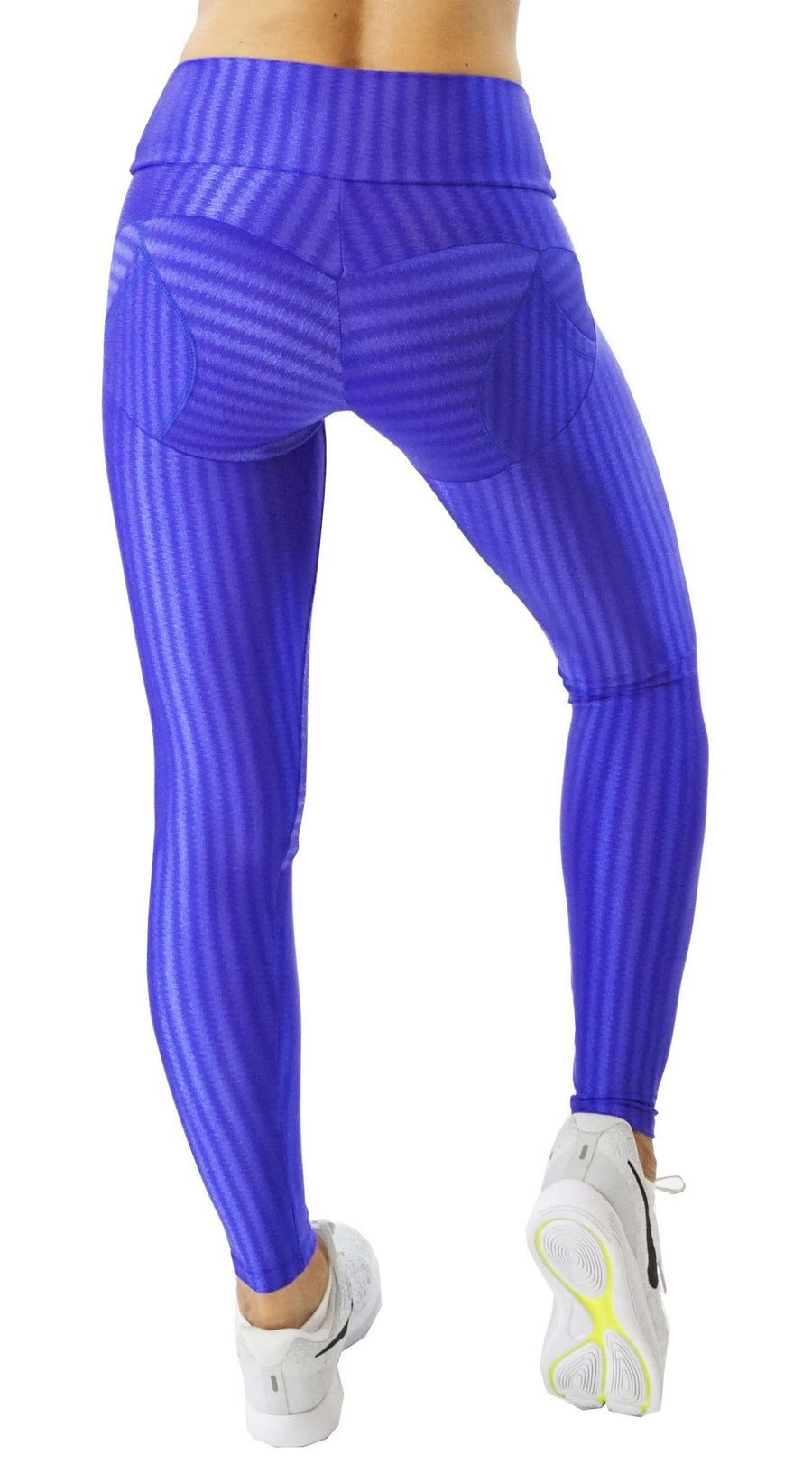 Brazilian Legging Up! Butt Lift Blue