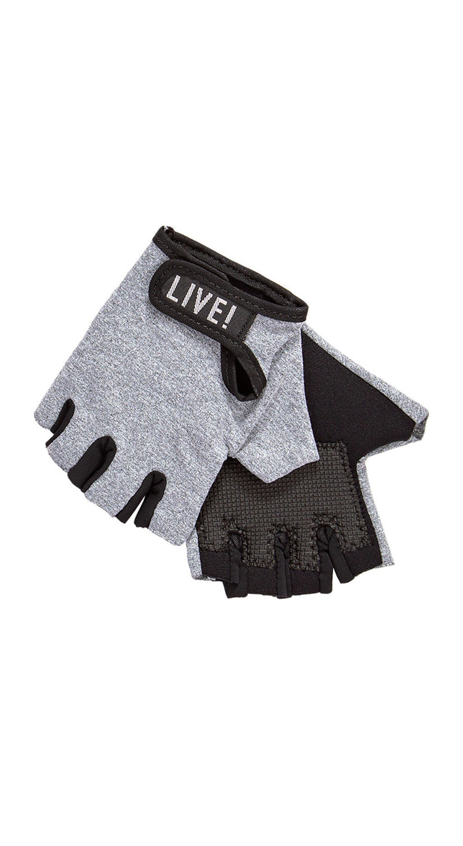 Workout Thermo Gloves Grey