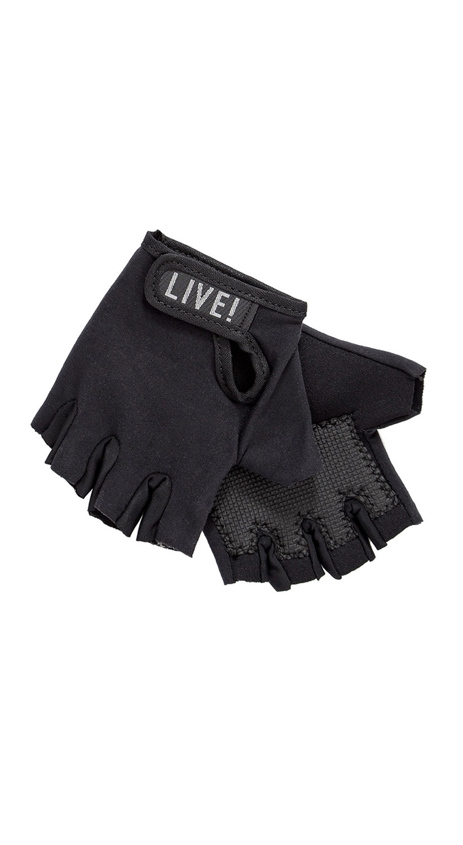 Workout Thermo Gloves Black