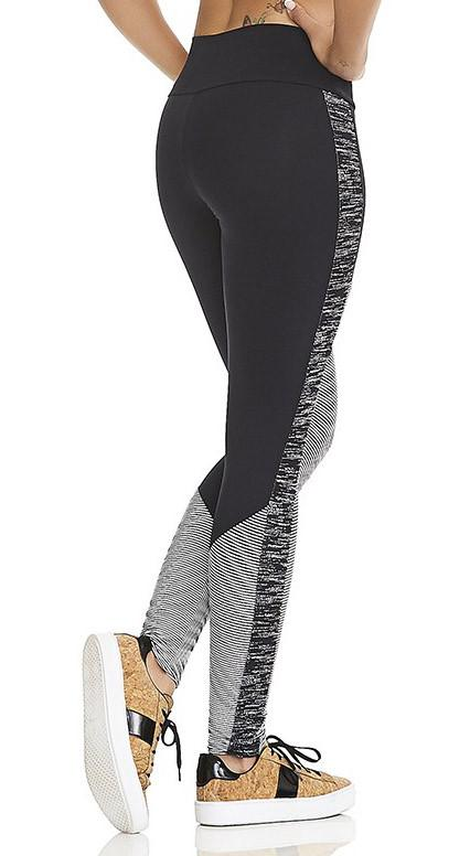 Brazilian Legging - Squad Power Black