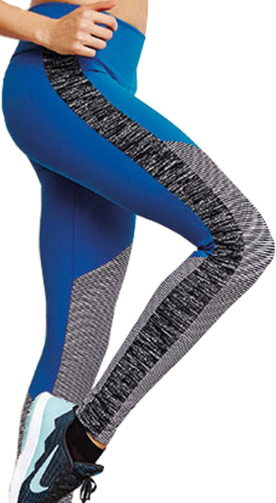 Brazilian Legging - Squad Power Blue
