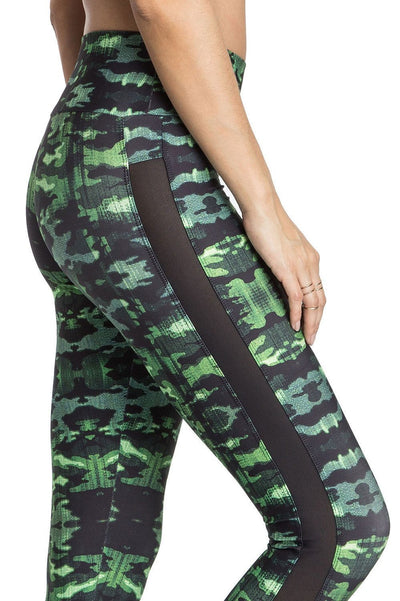 Active legging - Power Up Camo Style Legging