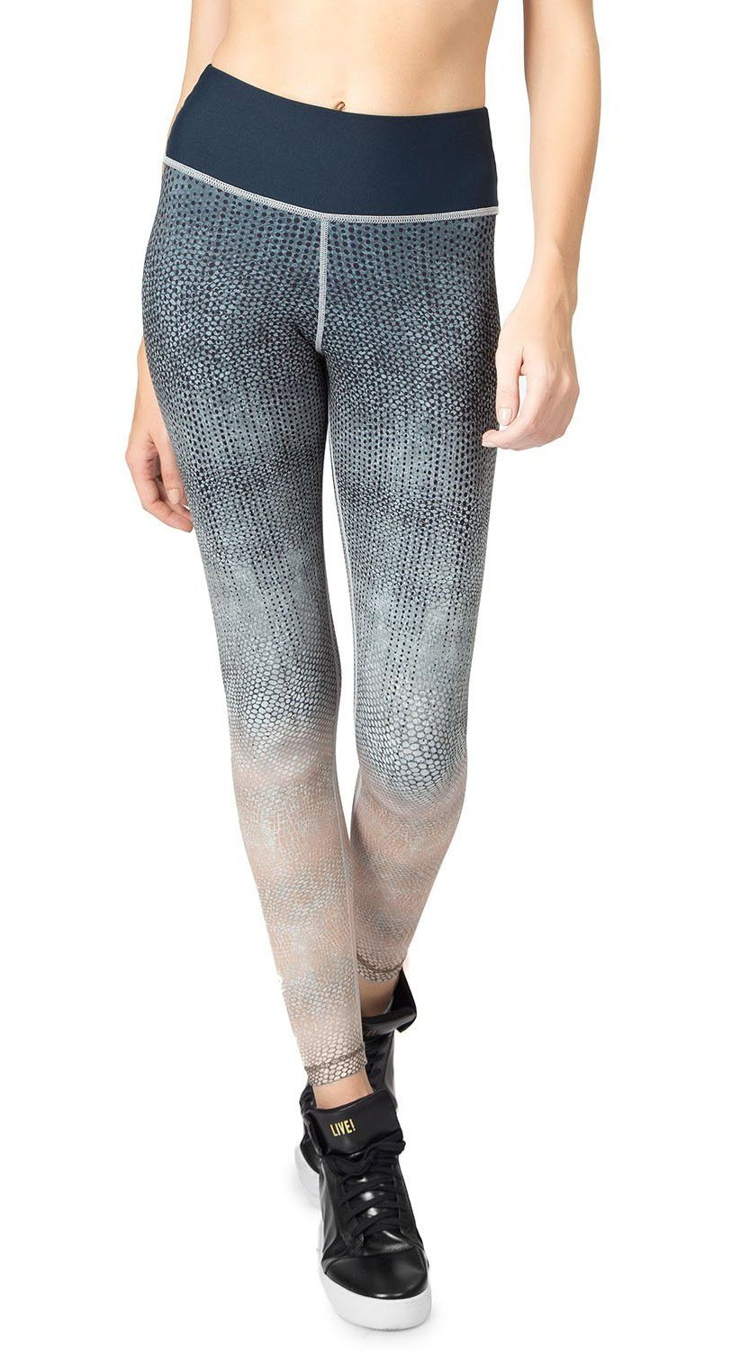 Fake Jeans Legging - Power Up Reversible Legging