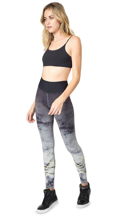 Fake Jeans Legging - Downtown Reversible Tight
