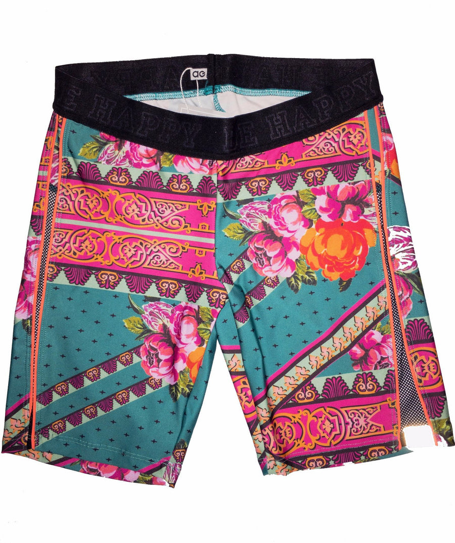 Brazilian Workout Short - Sublime Spring Short