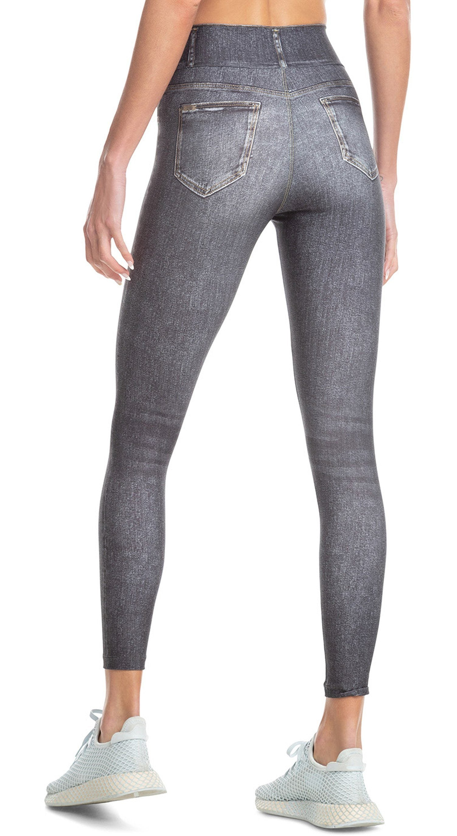 Attitude Jeans Legging - Black Effect