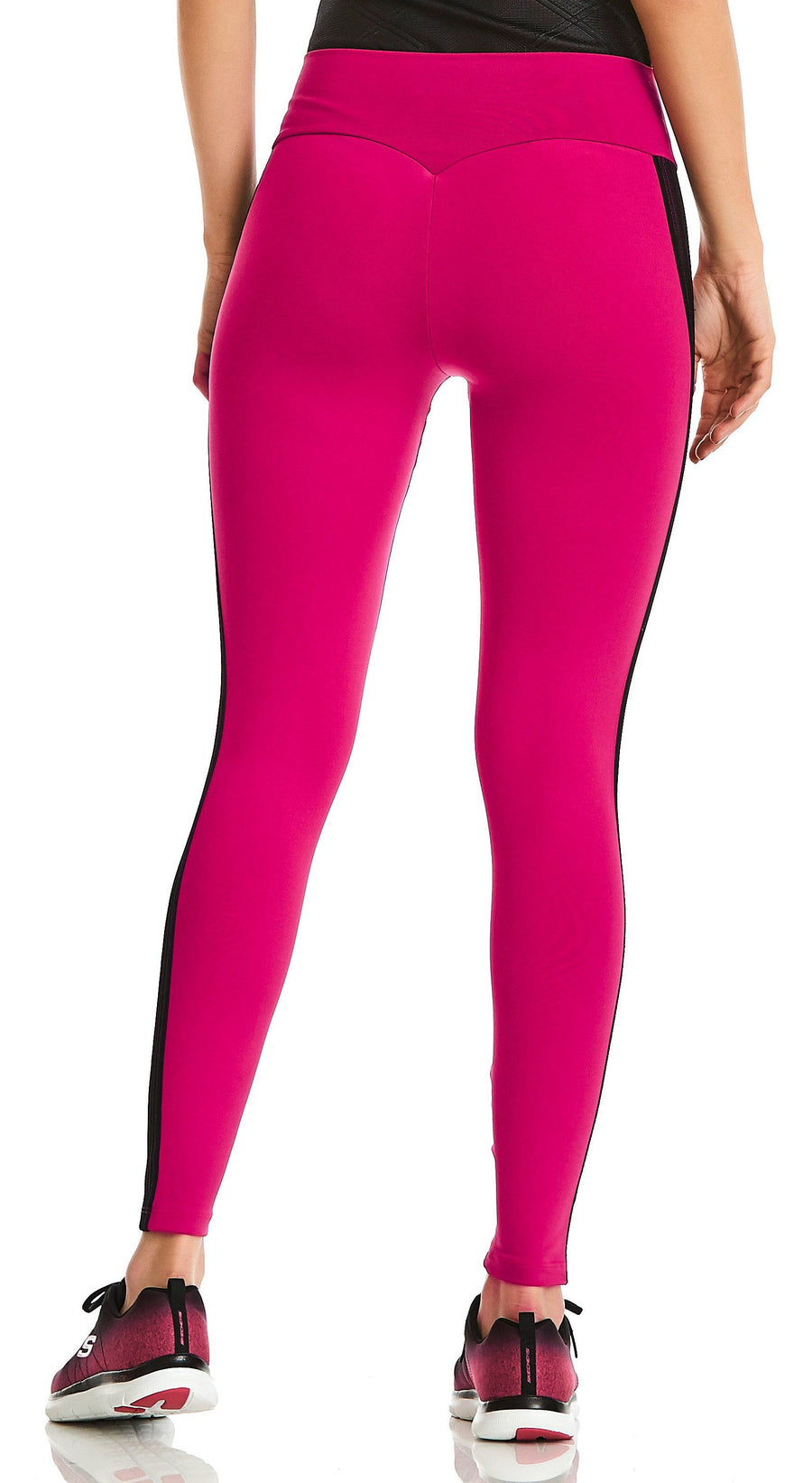 Brazilian Legging -  Butt Enhancing Knockout Pink