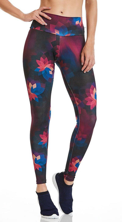 Active Legging - Flowerly Print