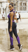 Brazilian Workout Jumpsuit - Ultra Deluxe