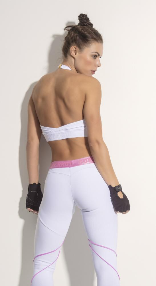 Brazilian Workout Sports Bra - Top Superhot Force
