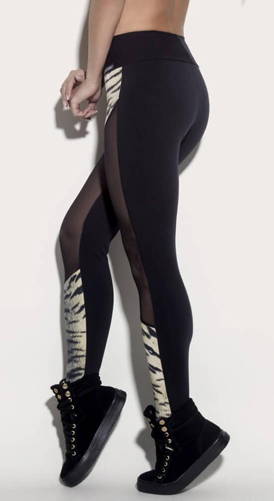 Brazilian Workout Legging - Superhot Fierce