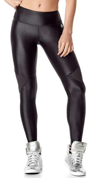 Brazilian Workout Legging - Shiny Basic Fashion Fit