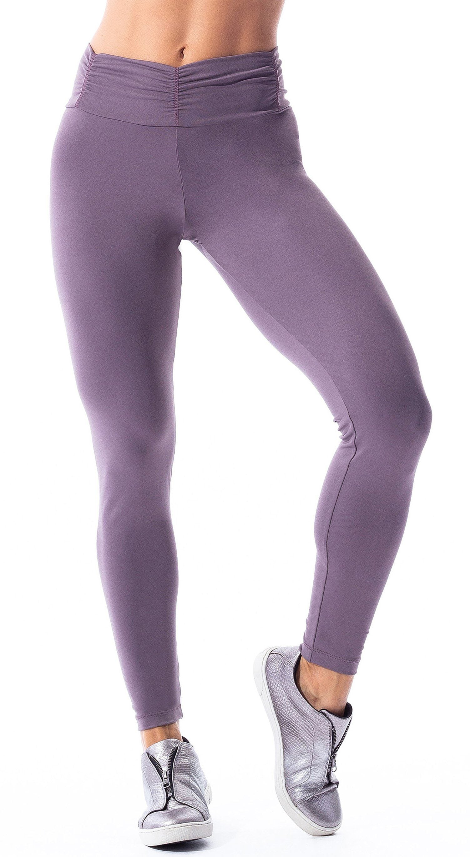 698d007f93bf3e Brazilian Workout Legging | Booty Up Pockets Purple Plum | Top Rio Shop