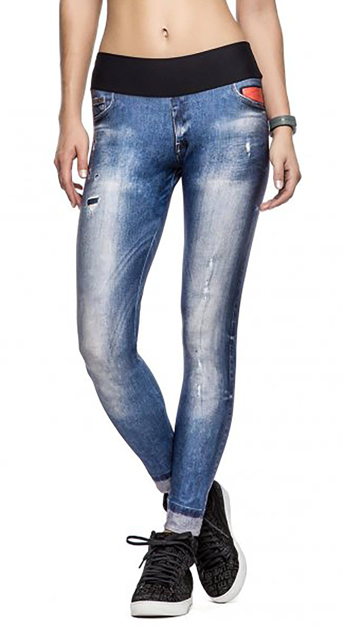 Brazilian Jegging - Favorite Jeans Tight Blue