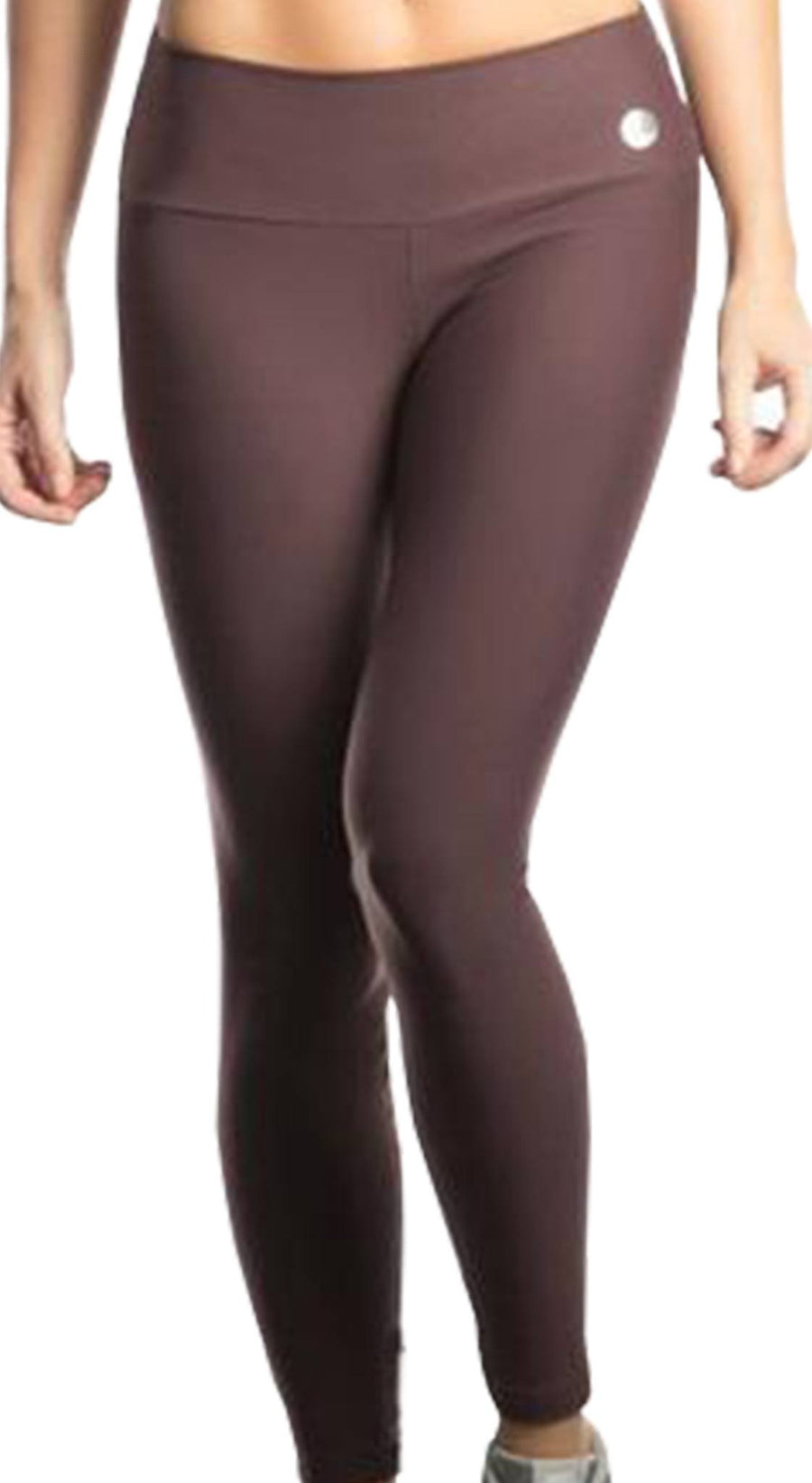 Workout Legging - Spot Brown or Orange