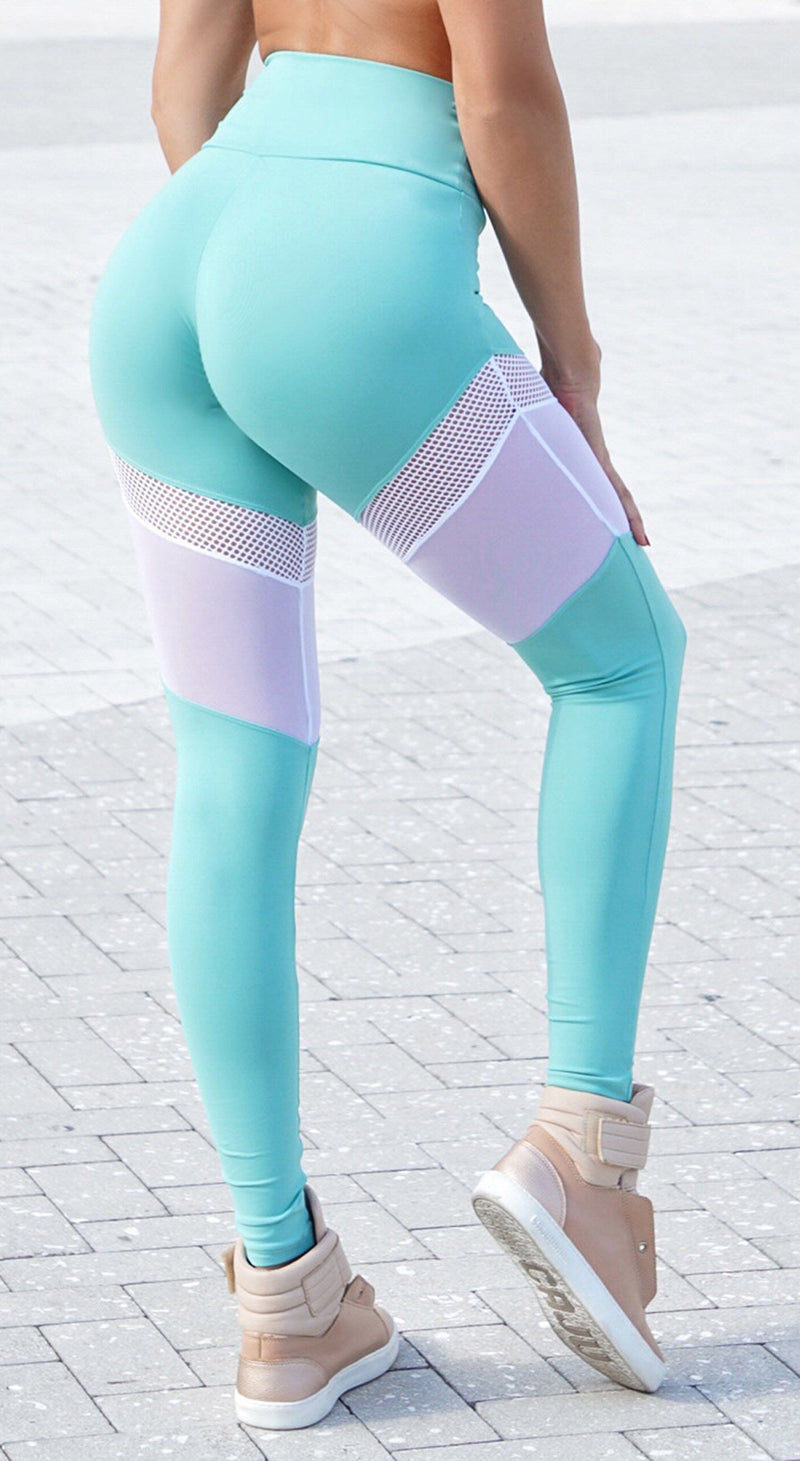 Brazilian Workout Legging - NZ Peace