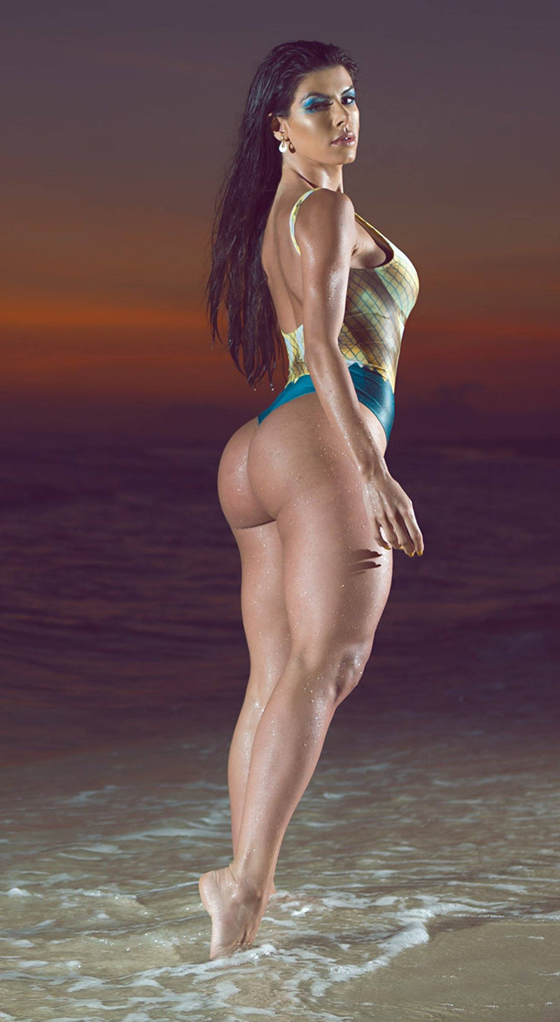 Brazilian workout Body - Body Aqua Princess