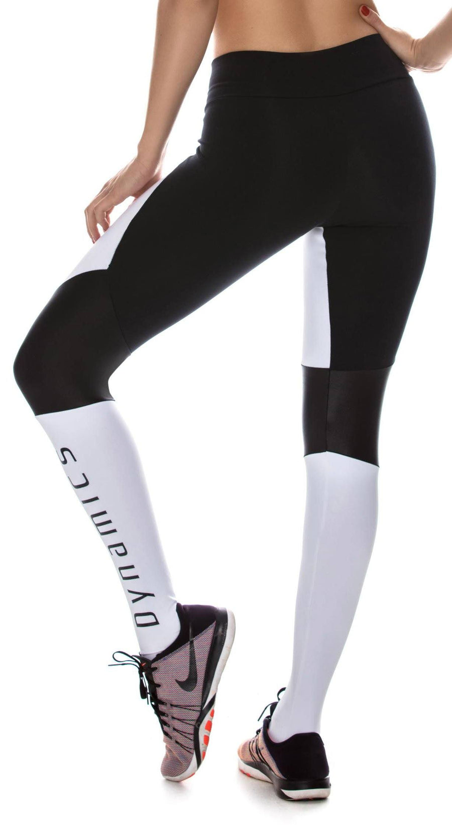 Brazilian Workout Legging - Dynamics  Pants