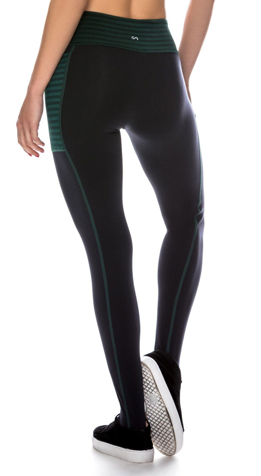Brazilian Gym Legging - Intense With Side Pockets
