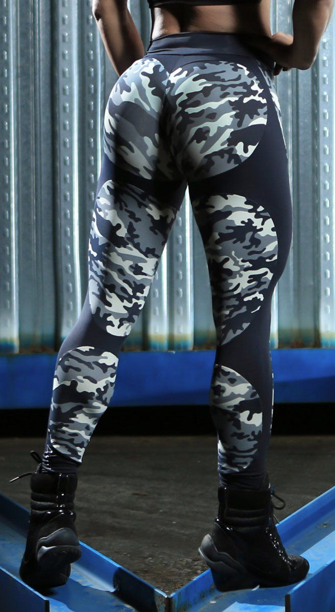 1e0331b9c922d Brazilian Workout Legging | Apple Booty Camouflage | Top Rio Shop