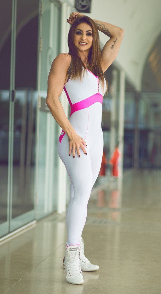Brazilian Fitness Jumpsuit  - Love Scent