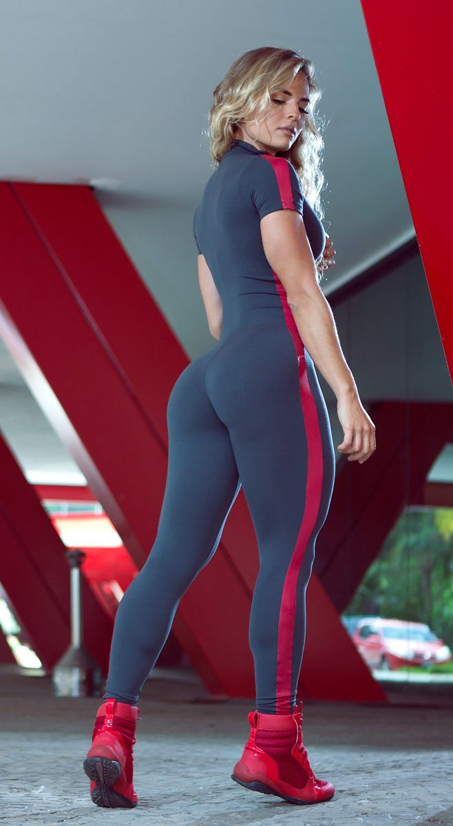 Brazilian Workout Jumpsuit - Radiance