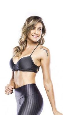 Active Sports Bra  - Top Piscis