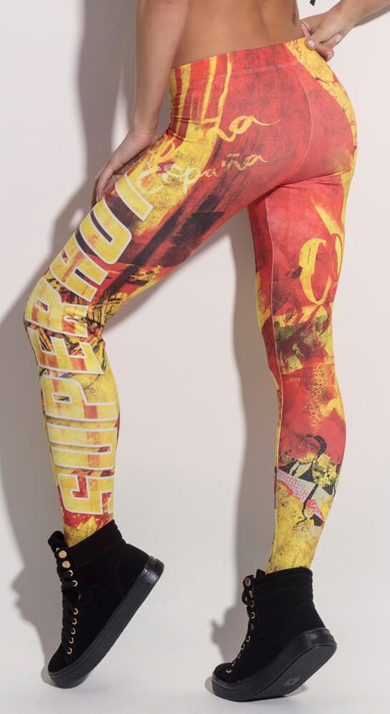 Brazilian Workout Legging - Superhot Spain