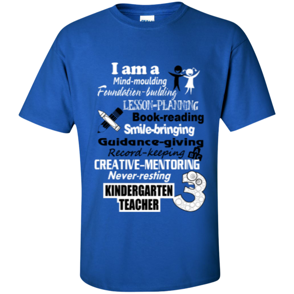 Kindergarten Teacher  T-Shirt - TeachersLoungeShop - 2