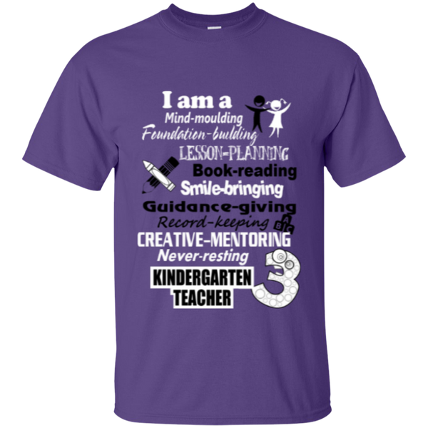 Kindergarten Teacher  T-Shirt - TeachersLoungeShop - 4