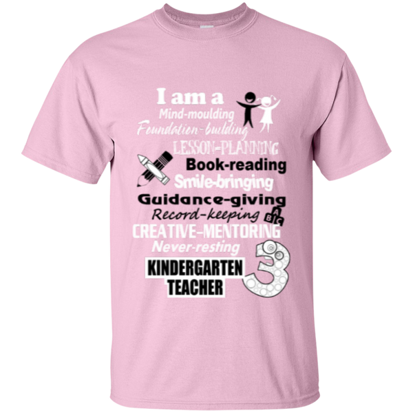Kindergarten Teacher  T-Shirt - TeachersLoungeShop - 8