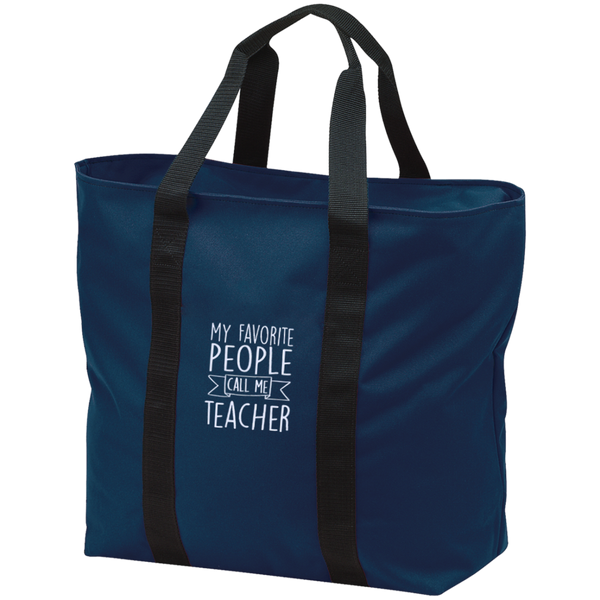 All Purpose Tote Bag - TeachersLoungeShop - 3
