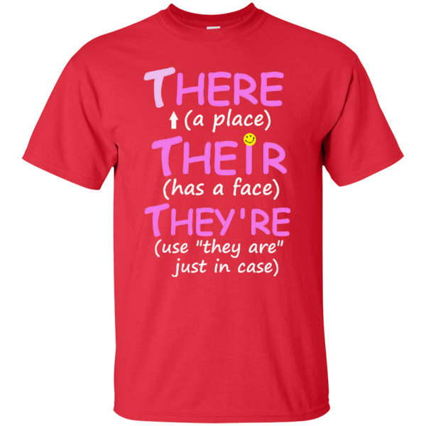 Teacher Grammar  T-Shirt - TeachersLoungeShop - 7