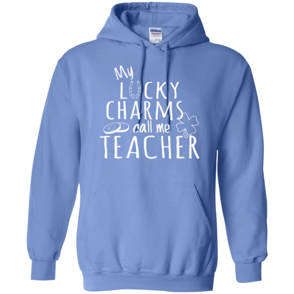 My Lucky Charms Call Me Teacher T-shirt Hoodie - TeachersLoungeShop - 7