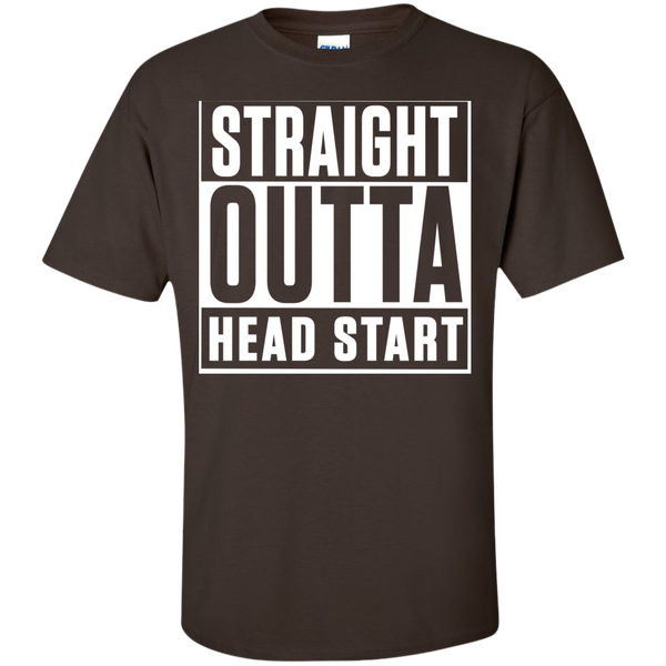 Straight Outta Head Start T-Shirt - TeachersLoungeShop - 7