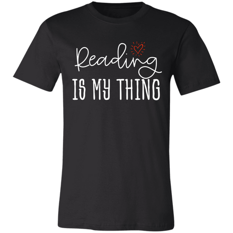 Reading is my thing  T-Shirt