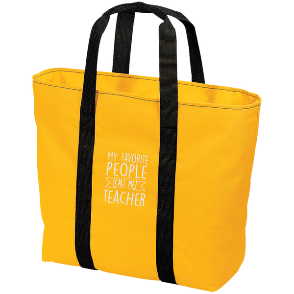 All Purpose Tote Bag - TeachersLoungeShop - 1