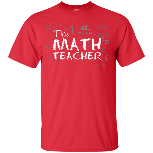 The Math Teacher  T-Shirt - TeachersLoungeShop - 8