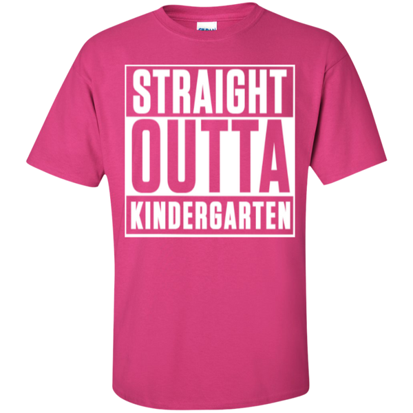 Straight Outta Kindergarten  T-Shirt - TeachersLoungeShop - 10
