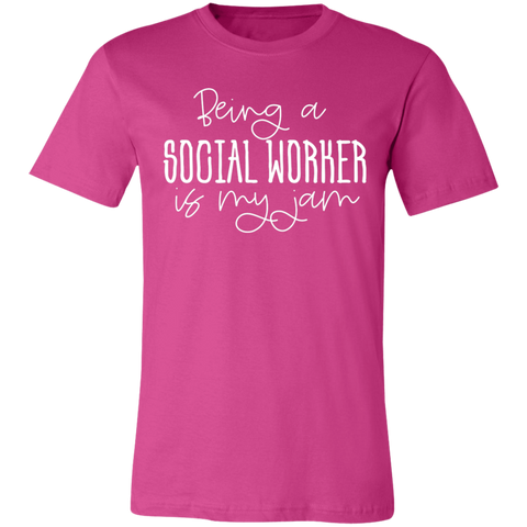 Being a social worker is my jam  T-Shirt