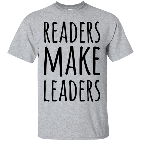 Readers make Leaders  T-Shirt