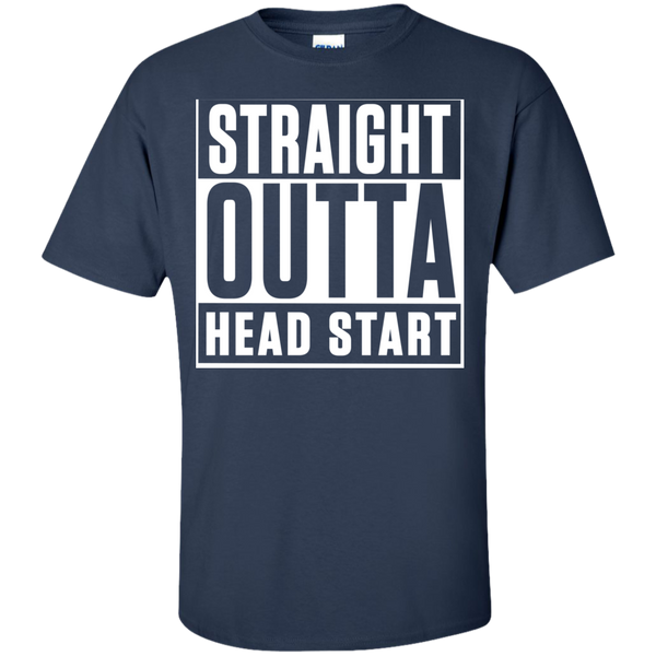 Straight Outta Head Start T-Shirt - TeachersLoungeShop - 5