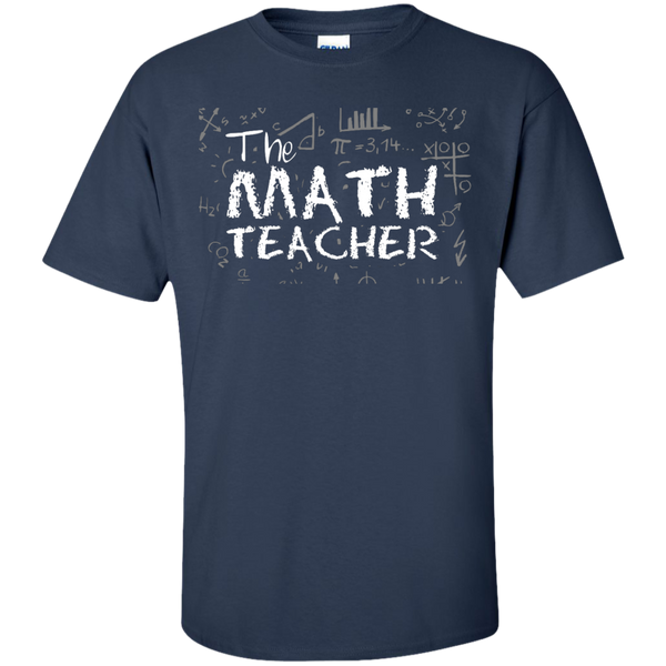 The Math Teacher  T-Shirt - TeachersLoungeShop - 10