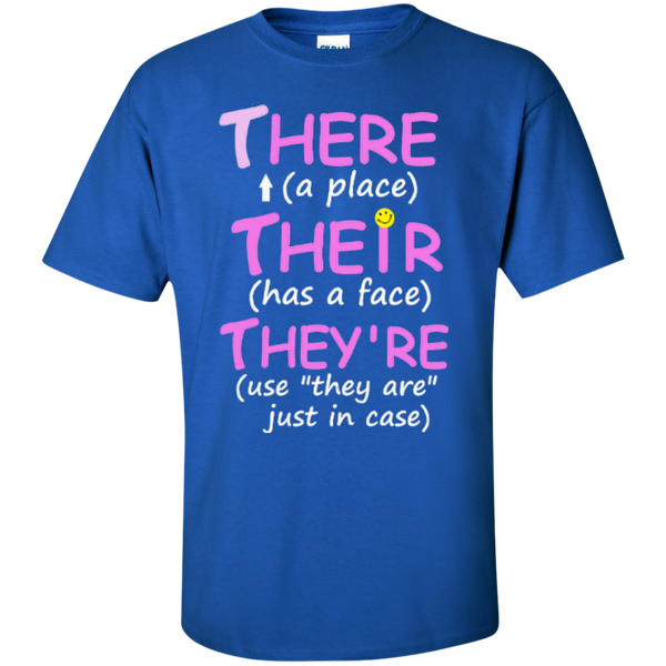 Teacher Grammar  T-Shirt - TeachersLoungeShop - 8